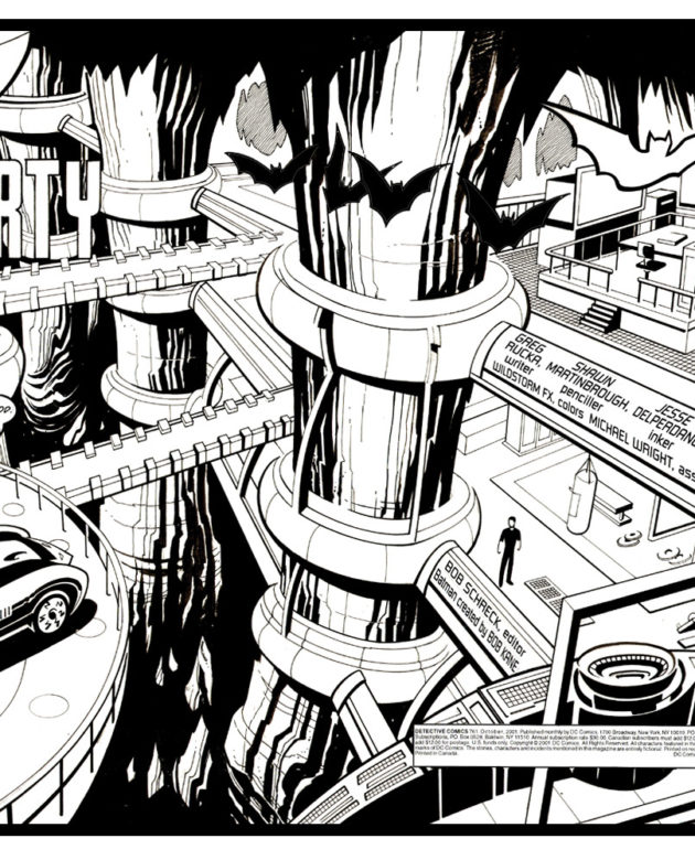DetectiveCOMICS-Batcave