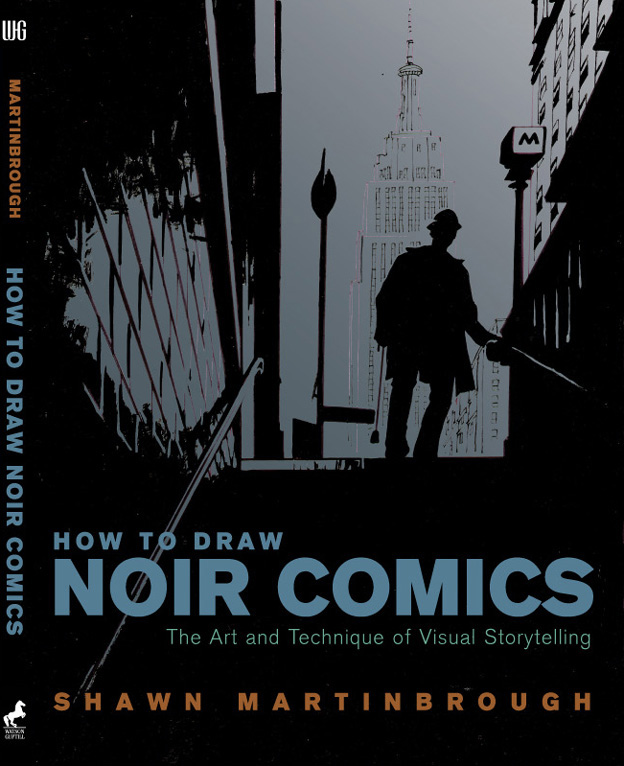 Noir-Book Cover